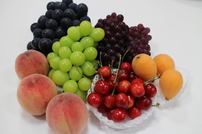 6・7月 初夏の果物♪