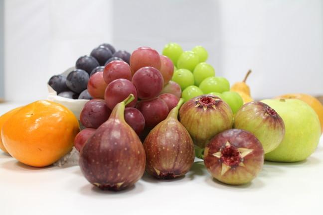 🍇旬の食材がいっぱい登場してます🍇